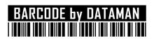 Dataman Barcode