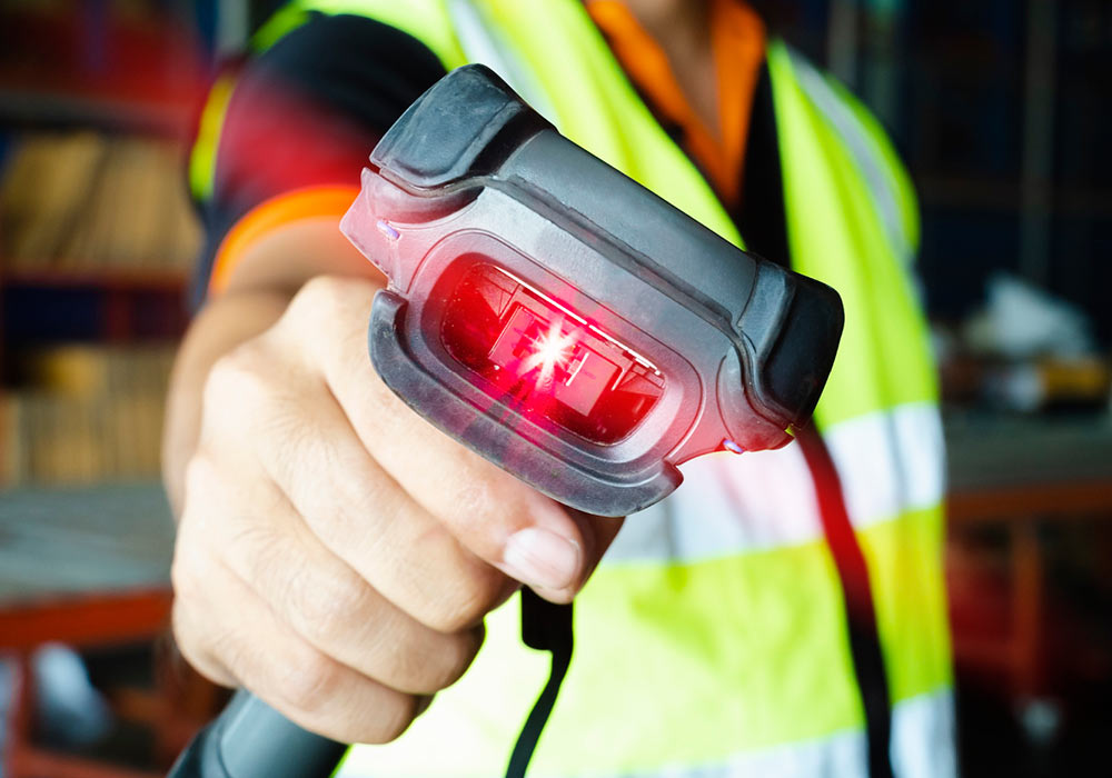 Infra red and far red scanners